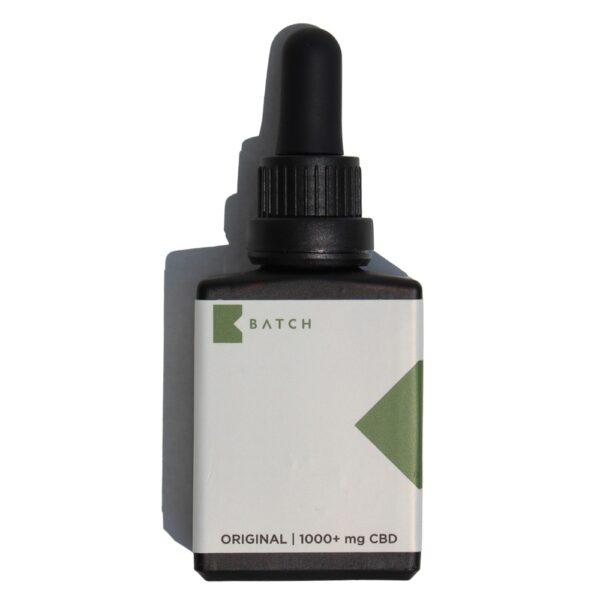 Original CBD Oil Tincture 100mg