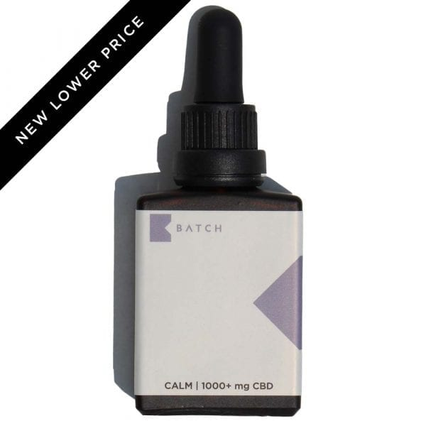 CALM CBD Oil Tincture_1000