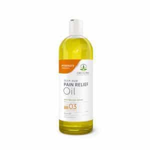 Level 3 Deep-Rub Pain Relief Oil - Moderate