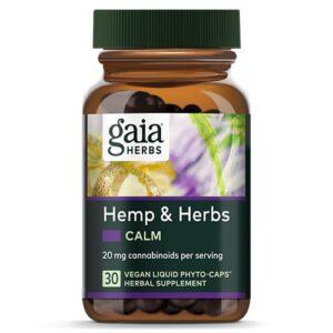 Hemp & Herbs Calm 30 caps